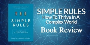 Simple Rules Book Review