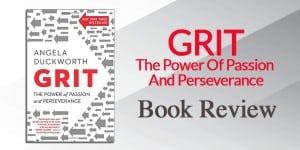Grit By Angela Duckworth Book Review