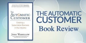 Automatic Customer Book Review