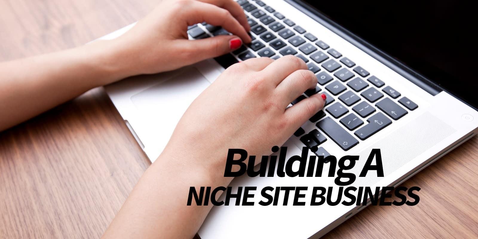 Niche Site Business