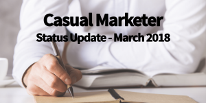 March 2018 Business Update